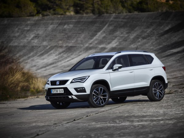 Ateca    Commandable des maintenant!