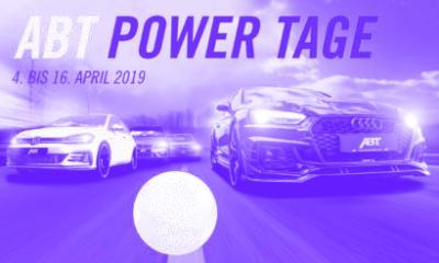ABT Power Days