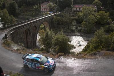 Zehnter Saisonsieg in der Rallye-WM