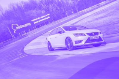 Familiale la plus rapide sur le Nürburgring