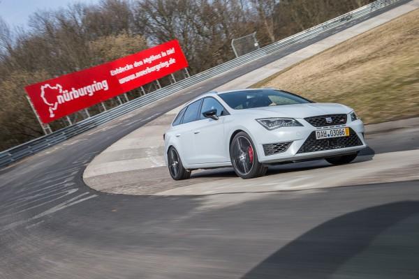 Schnellster Kombi auf dem Nürburgring